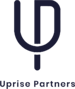 Uprise Partners Logo Navy